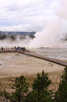 Yellowstone Nationaal Park