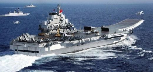Zuid-Chinese Zee, machtsevenwicht