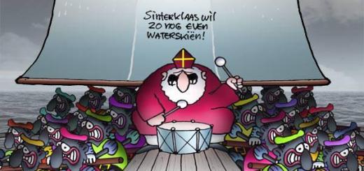 Slavernij, Sinterklaas, Bij1
