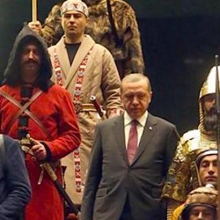 kerstverrassing uit Ankara , Turken