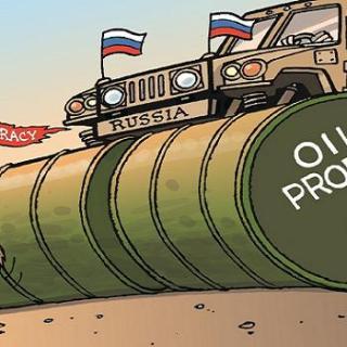 economie van Rusland, Olie