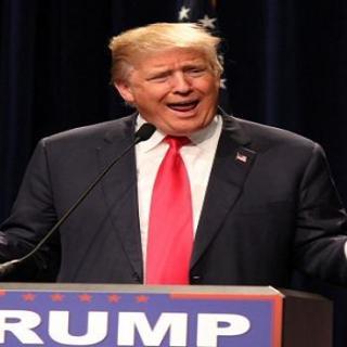 media, Trump