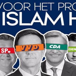 Politiek, islam, wegkijken