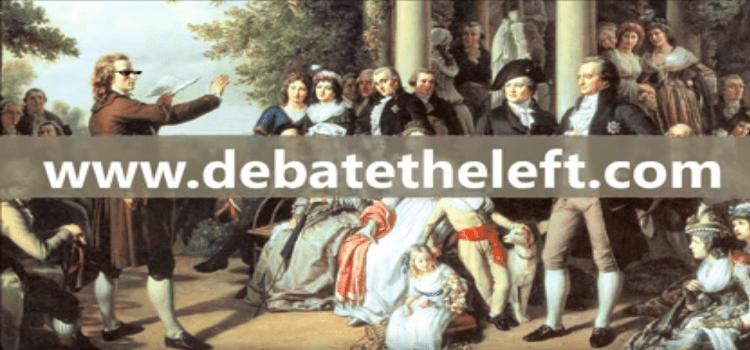 Left Wing media, Nieuwe Zuil