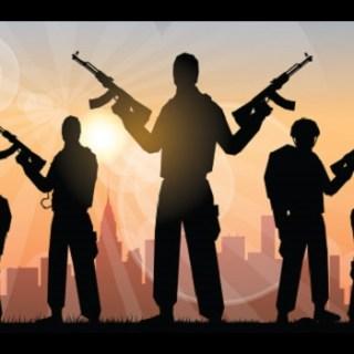 Terrorisme, zelfverdediging tegen terroristen