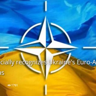 Oekraïne, NATO