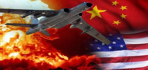 Oorlogsverklaring USA aan China