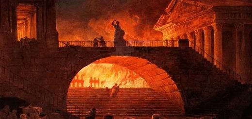 Rome brandt, autobranden