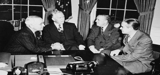 Amerikaanse leiders, Harry Truman