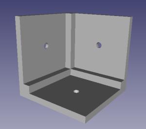 outer corner for 3d printer