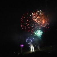 Villa d'Aiano - Grande spettacolo di fuochi d'artificio