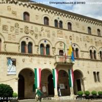 Palazzo Comunale di Vergato, Sala Ontani - In corso il trasloco