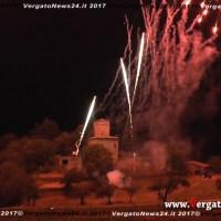 Rocca di Roffeno - Concerto per fuochi d'artificio, spettacolo piromusicale