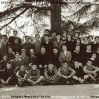Istituto Albergati di Porretta - Avviamento commerciale, anno 1954-1955