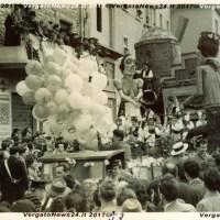 Corso mascherato del 1954 -Il regolamento