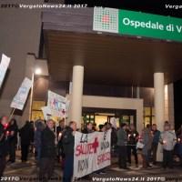 Ospedale di Vergato - Il Comitato e la Lista civica Noi Voi Vergato, hanno incontrato il Presidente CTSS, Barigazzi