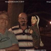 Burattini in piazza a Vergato - giovedì 19 luglio ore 21