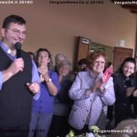 Don Paolo Bosi lascia la montagna a Rocca di Roffeno il saluto
