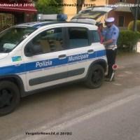 Polizia Municipale informa - ritrovato in Vergato n. 1 zaino contenete materiale fotografico ed un binocolo