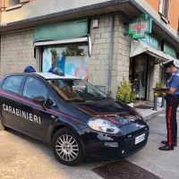 Rapina alla farmacia di Monte San Pietro - Individuato dai Carabinieri l'uomo vestito da cowboy