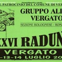 Alpini - XXXVI° raduno a Vergato 12-13-14 luglio