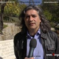 Prunarolo - Posa della targa in memoria di Alberto Veronesi. Nel video; la struttura, le interviste