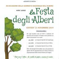 Comune di Vergato - Festa degli alberi il 21 novembre