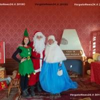 """Alla Rocchetta torna Babbo Natale per la seconda edizione del """"Castello dei balocchi"""""""