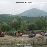 Un'area verde attrezzata e trenta nuovi parcheggi a Vergato