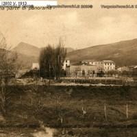 Vergato com'era - 1913 Asilo Burdese e giardini pubblici