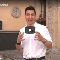 èTV con Dedalus a Vergato intervista Marco Tamarri davanti alla casa dello scultore Alfredo Marchi