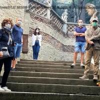 La Rocchetta Mattei (Riola) svela per la prima volta il suo parco ai visitatori e continua a registrare il tutto esaurito