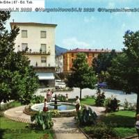 Vergato com'era - Piazza delle Erbe e Fontana dei pesci