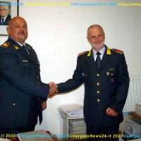 Il Luogotenente Giovanni Bertinelli è il nuovo Comandante della Tenenza della Guardia di Finanza di Vergato