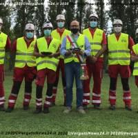 A Monzuno la scuola di volo nazionale per i piloti di droni della Croce Rossa