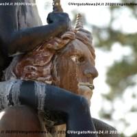 """Fontana di Ontani """"RenVergatellAppenninMontovolO"""" ultime immagini... prima del restauro!"""