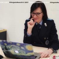 """La Dott.ssa Elena Corsini, incontra virtualmente gli studenti dell'Istituto Superiore """"Fantini"""""""