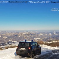Carabinieri Vergato - Automobilista denunciato per guida sotto l'influenza dell'alcol e stupefacenti