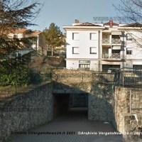 Vergato informa 1995 - Il sottopasso per l'attraversamento della Porrettana