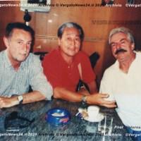 Incontri a Vergato: Bruno, Marco e un amico dal Giappone