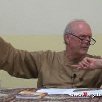 Fratel Tommaso di Montesole a Vergato - E' un incontro di vicinato il mio con voi...