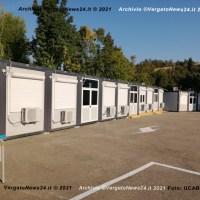 Moduli prefabbricati per 10 classi garantiscono scuola regolare a Castel d'Aiano