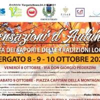 SENSAZIONI D'AUTUNNO - A Vergato, per le vie del paese, 8 - 9 e domenica 10 ottobre