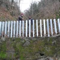 Appennino bolognese, bacino del fiume Reno - 170 aree dichiarate a rischio frana, 185 mila euro di interventi