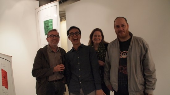May at Verge Gallery Opening