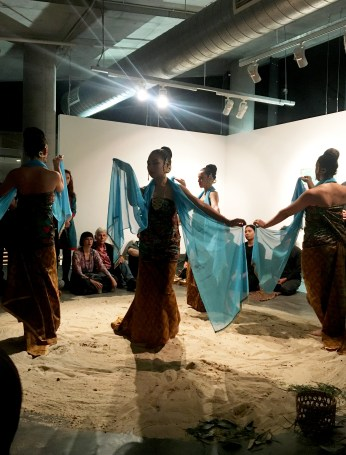 Woven & Translated Roots Opening Night