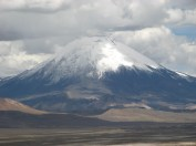 15th Region Parinacota above Chungara