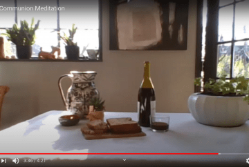 Easter Communion Video