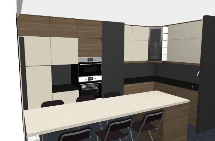 Cuisine Ikea 3d Astuces Le Verger Du Roi