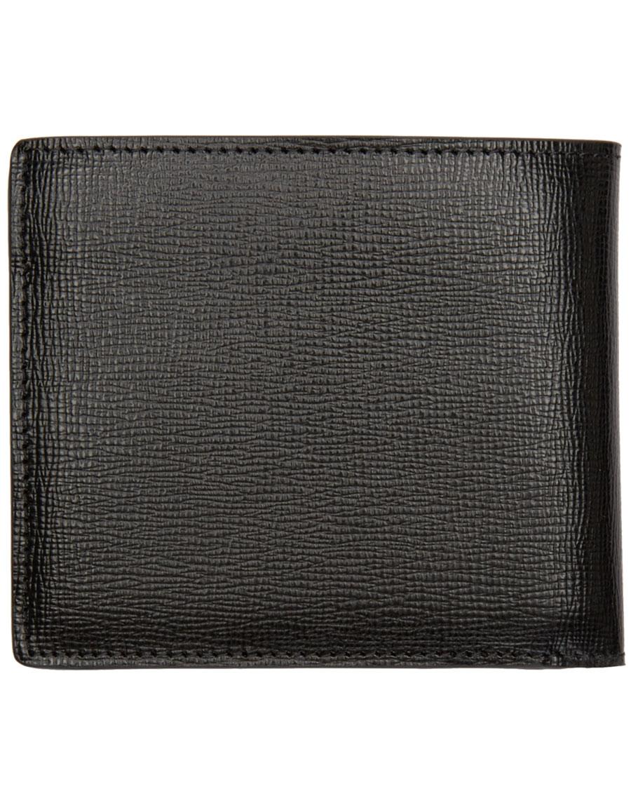 BURBERRY Black Logo Wallet